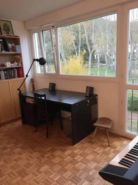 Location meublée appartement 34m² Gif-Sur-Yvette (91190) - 785€