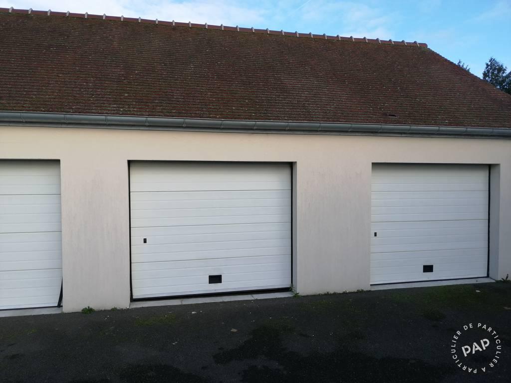 Vente Garage, parking Chaumontel (95270)