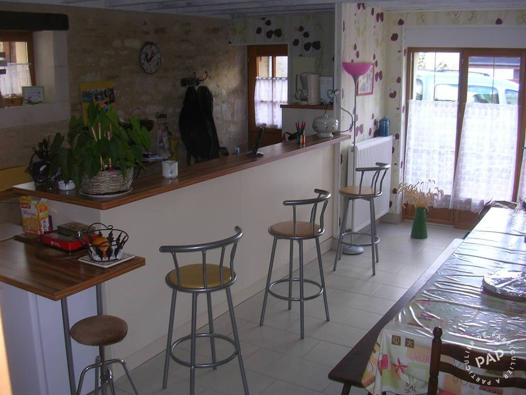 Vente immobilier 195.000€ Bruère-Allichamps (18200)