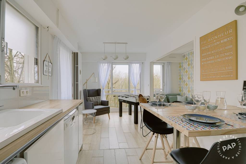 Location immobilier 643€ Cergy (95000)