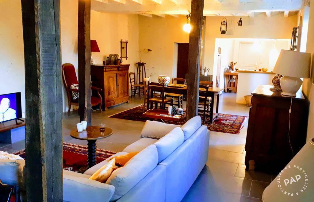 Vente immobilier 330.000€ Blancafort (18410)