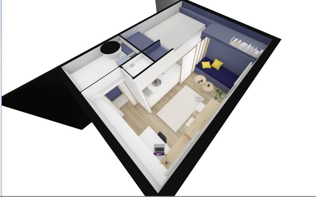 Vente immobilier 245.000€ Paris 16E (75116)