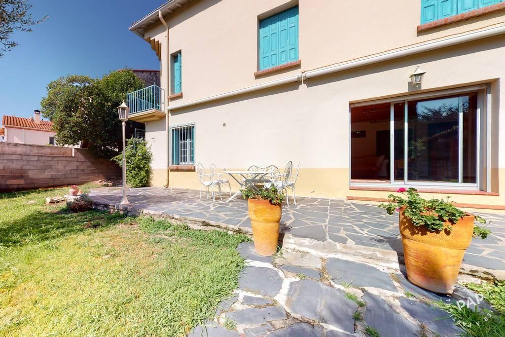 Vente immobilier 449.000€ Saint-Jean-Lasseille (66300)
