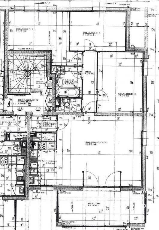 Appartement Bergholtz (68500) 195.000€