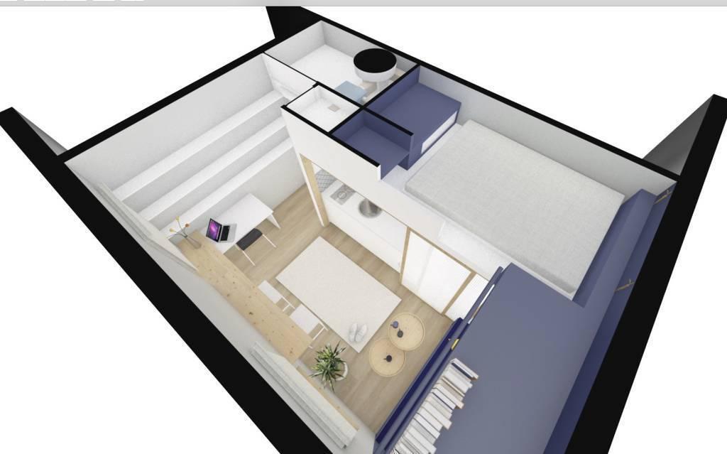 Appartement Paris 16E (75116) 245.000€