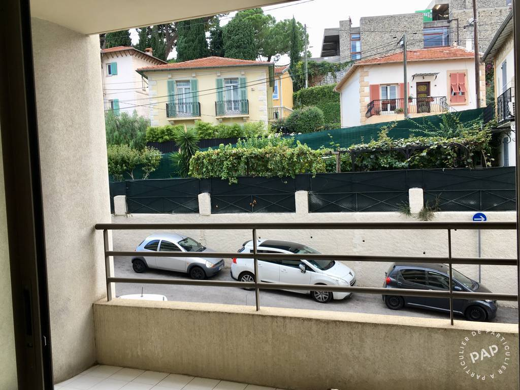 Appartement 620€ 30m² Nice (06100)