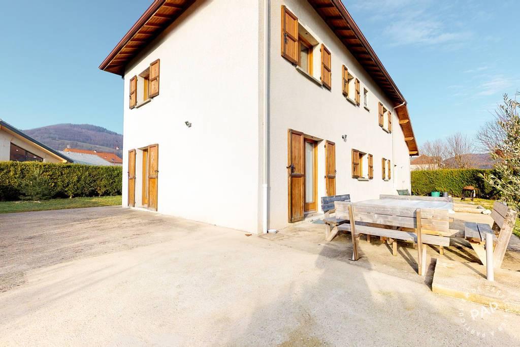 Vente immobilier 438.000€ Saint-Étienne-De-Crossey (38960)