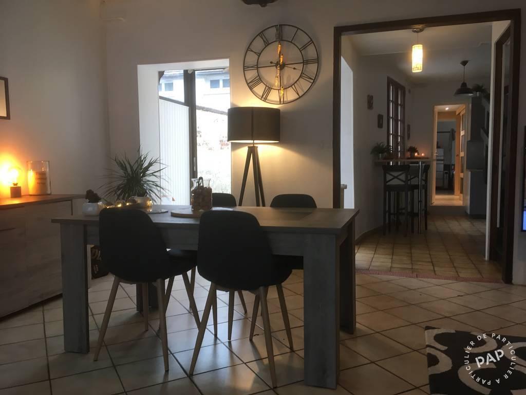 Vente maison 4 pièces Villeneuve-les-Sablons (60175)