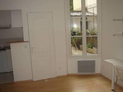 Location meublée studio 19m² Paris 14E (75014) - 770€