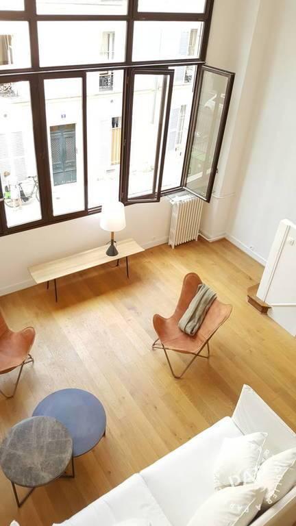 Location Maison Paris 14E (75014) 52m² 2.200€