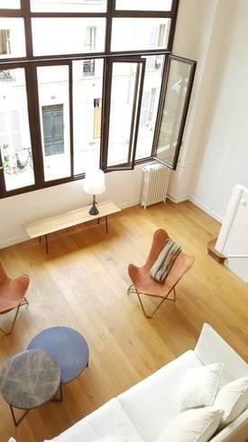 Location meublée maison 52m² Paris 14E (75014) - 2.200€