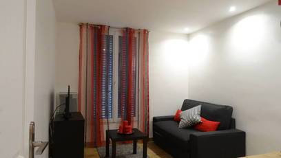 Location meublée studio 18m² Alfortville (94140) - 740€