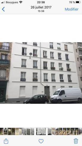 Location appartement 2pièces 18m² Paris 12E (75012) - 800€