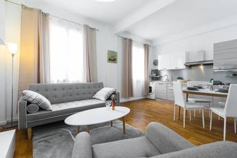 Location meublée appartement 3pièces 55m² Nice (06000) - 1.200€