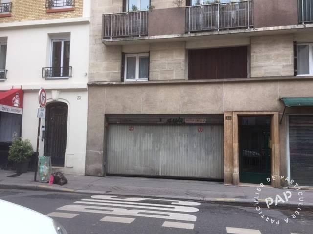 Location Garage, parking Paris 20E (75020)  70€