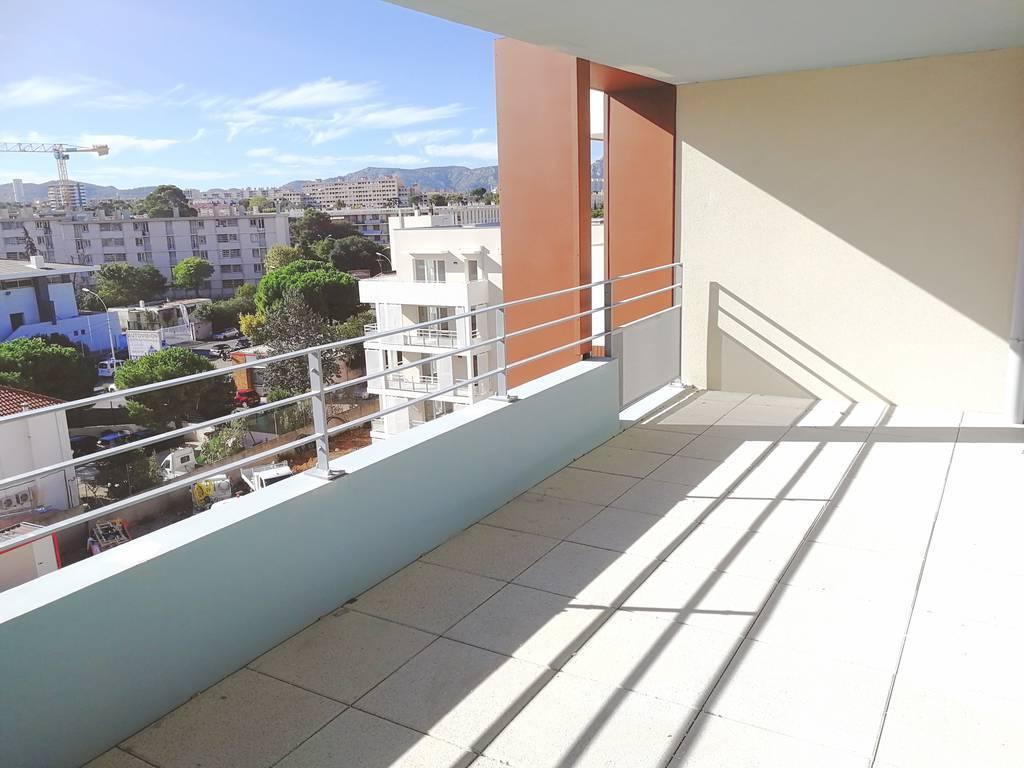 Vente Appartement Marseille 10E (13010) 81m² 269.500€