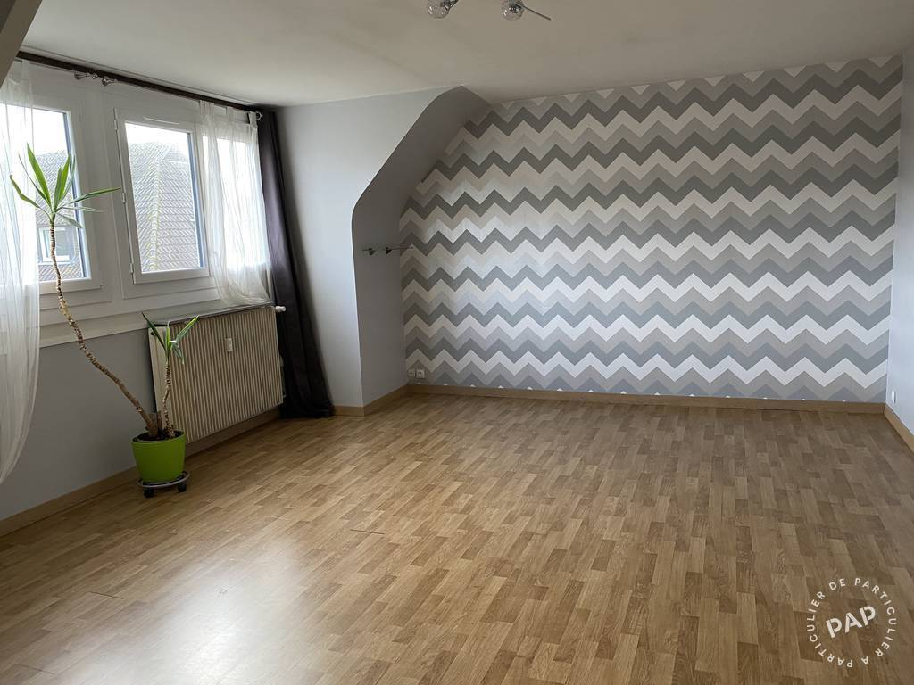 Vente appartement 2 pièces Lisieux (14100)
