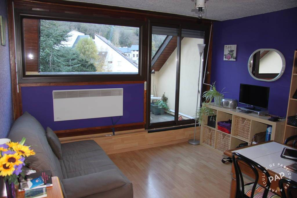 Vente appartement 2 pièces Saint-Lary-Soulan (65170)