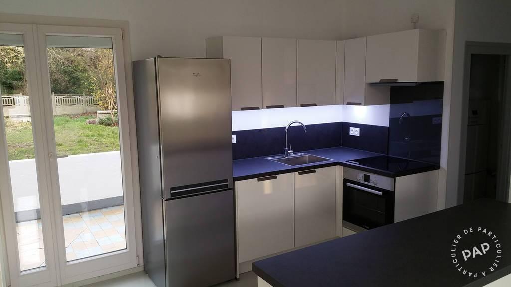 Location Maison Orléans (45000) 81m² 1.195€