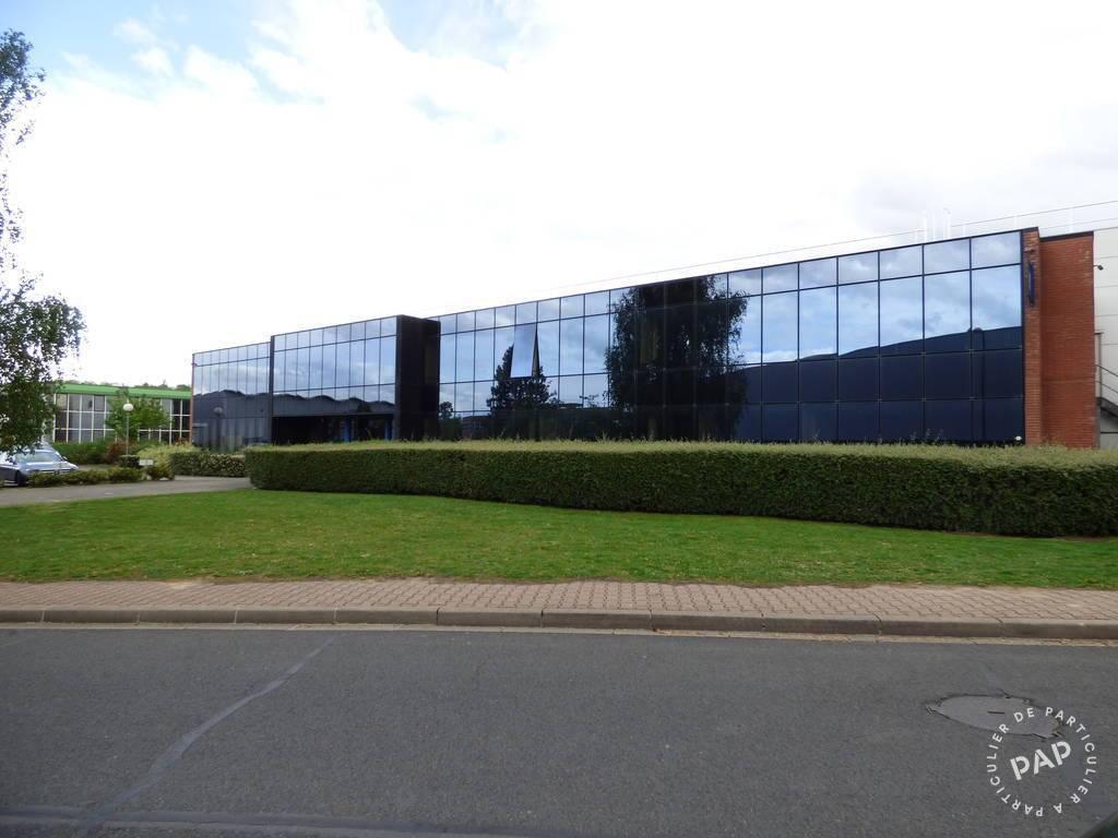 Vente et location Local d'activité Saint-Thibault-Des-Vignes (77400) 1.640m² 9.500€
