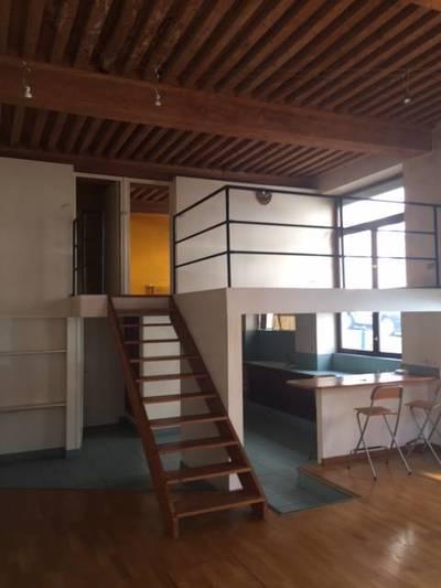 Location appartement 2pièces 70m² Lyon 4E (69004) - 1.200€