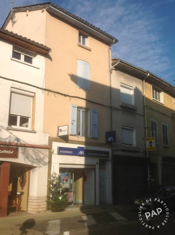 Location appartement 4 pièces Thoissey (01140)