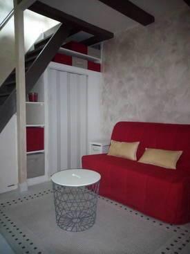 Location meublée studio 21m² Courbevoie (92400) - 760€