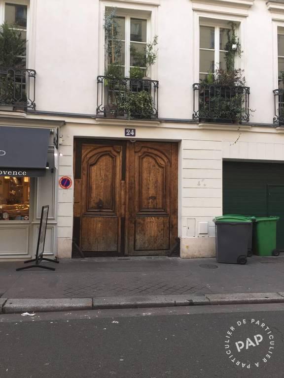 Vente Garage, parking Paris 6E (75006)  105.000€