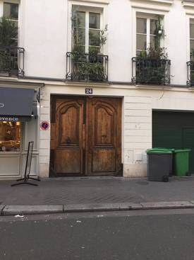 Vente garage, parking Paris 6E (75006) - 105.000 €