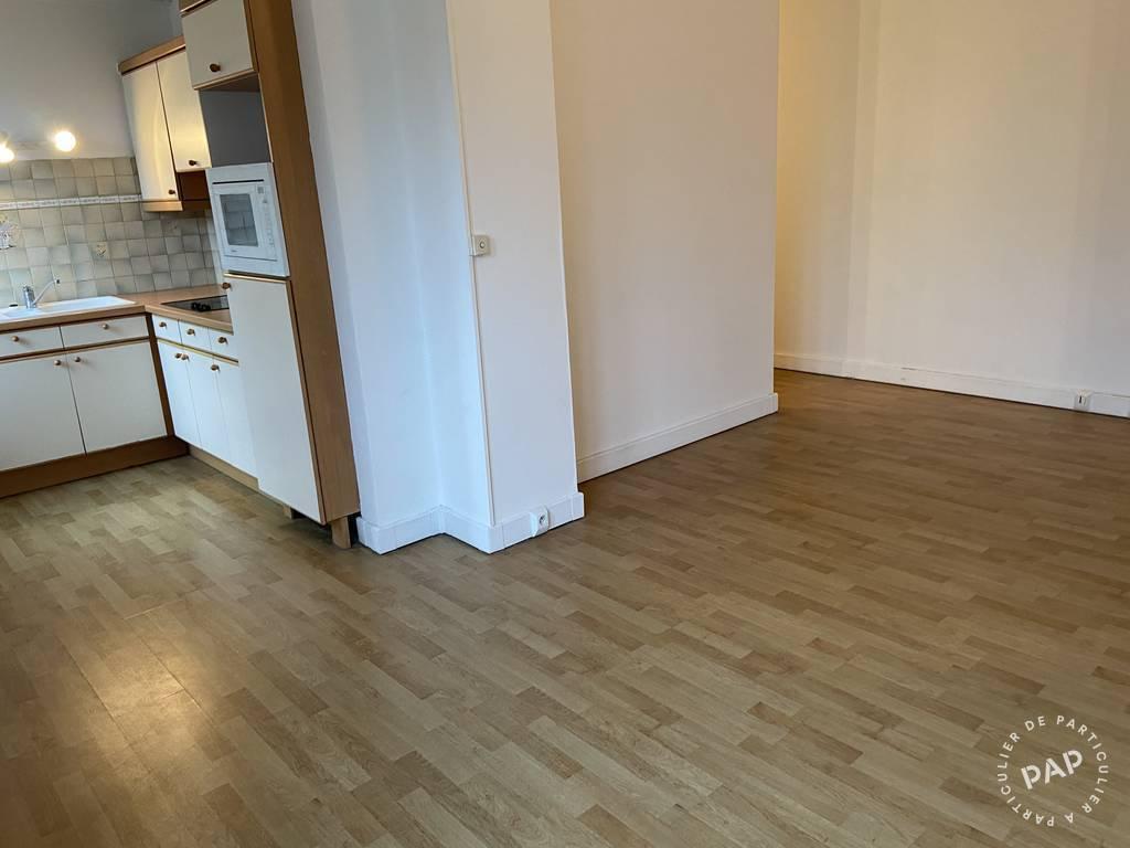 Location Appartement Clichy (92110) 31m² 785€