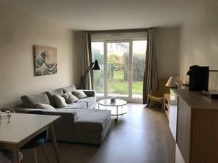 Location meublée appartement 2pièces 55m² Issy-Les-Moulineaux (92130) - 1.600€