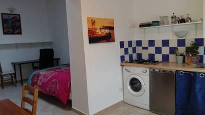 Location meublée studio 39m² Marseille 13E (13013) - 530€