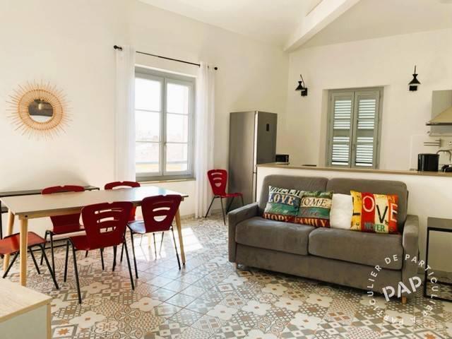 Location Appartement Toulon (83000) 72m² 1.100€