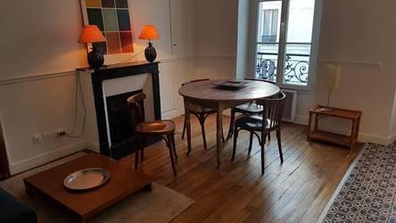 Location meublée appartement 2pièces 35m² Paris 18E (75018) - 1.150€