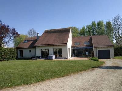 Vente maison 210m² Milly-La-Forêt (91490) - 535.000€