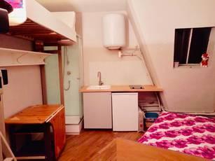 Location meublée studio 9m² Paris 16E (75016) - 520€