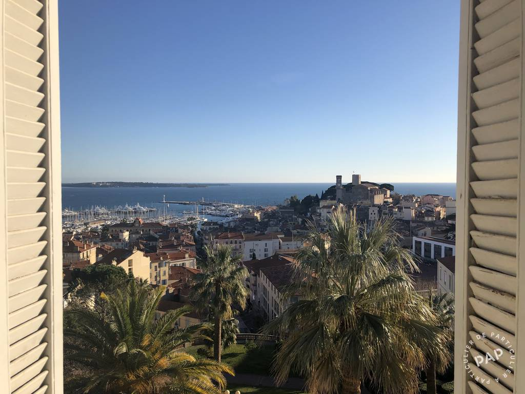 Location Appartement Cannes (06400) 55 m² 2.000 €