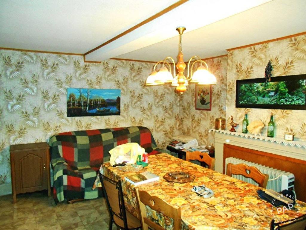 Vente maison 7 pièces Martigny (02500)