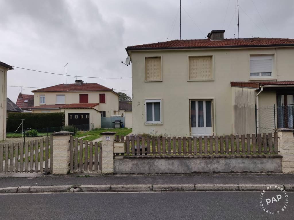 Vente maison 5 pièces Charmes (02800)