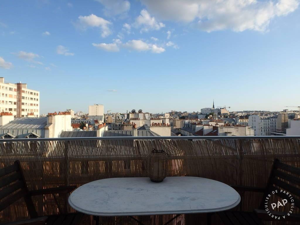 Location Appartement Paris 18E (75018) 47m² 1.450€