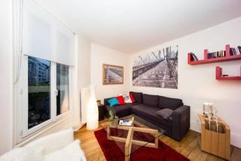 Location meublée appartement 2pièces 49m² Boulogne-Billancourt (92100) - 1.475€