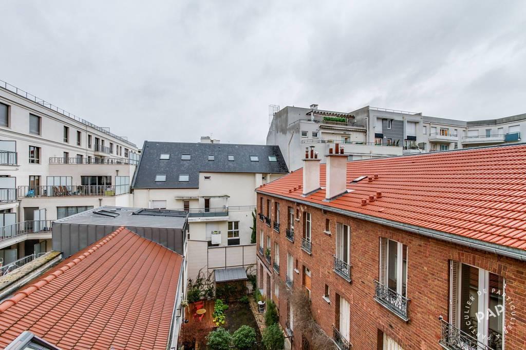 Vente appartement studio Clichy (92110)