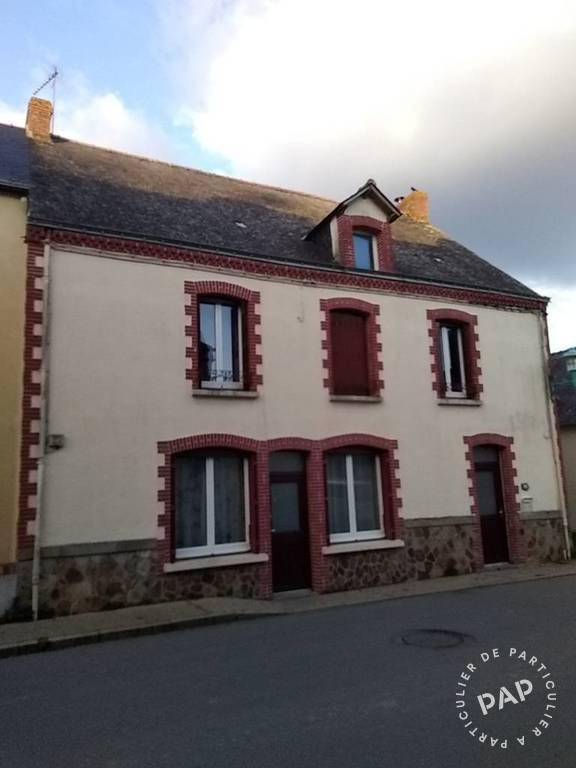 Vente maison 8 pièces Massérac (44290)