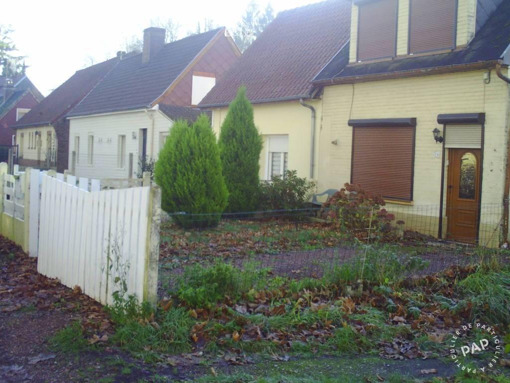 Vente maison 6 pièces Frévent (62270)