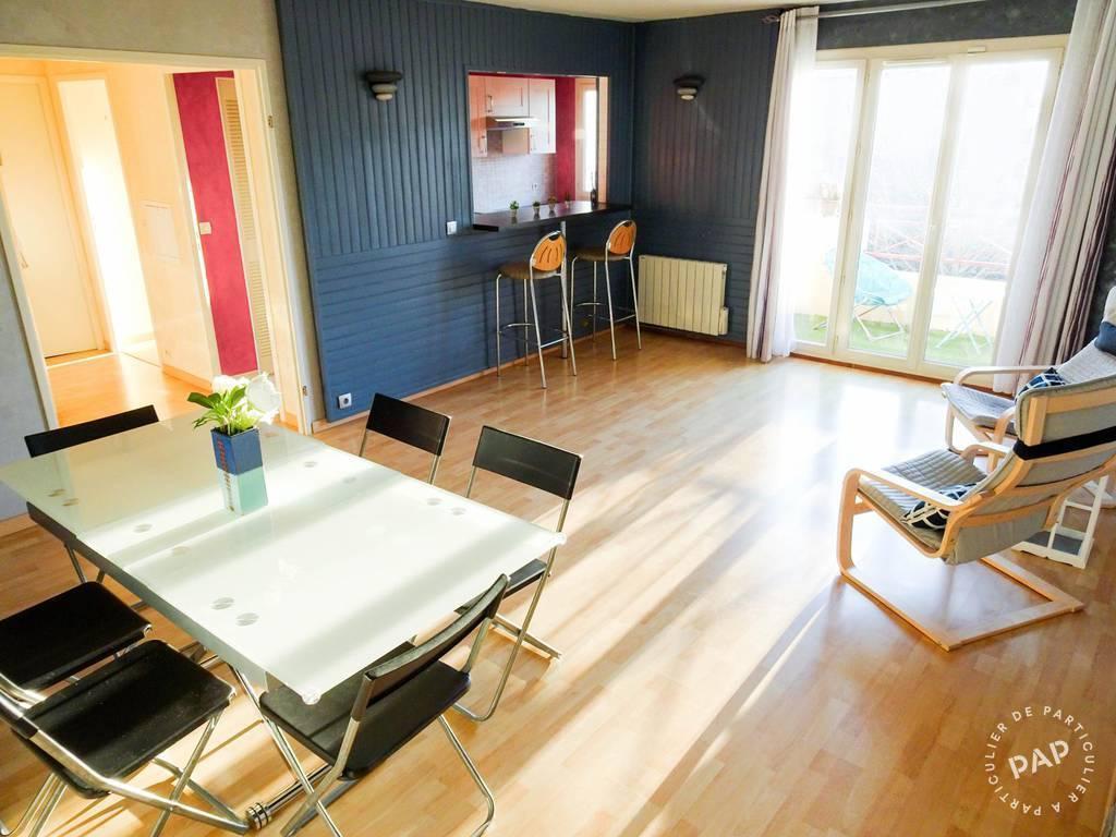 Vente Appartement Sainte-Geneviève-Des-Bois (91700) 56m² 199.000€