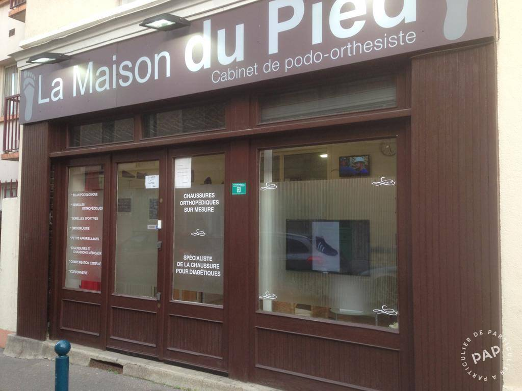 Location Local commercial Pantin (93500) 58 m² 1.390 €