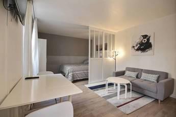Location meublée studio 30m² Paris 18E (75018) - 1.200€