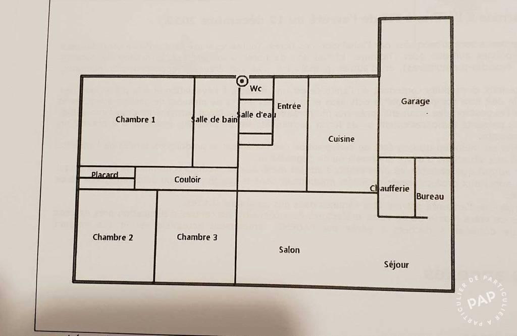 Vente maison 6 pièces Urvillers (02690)