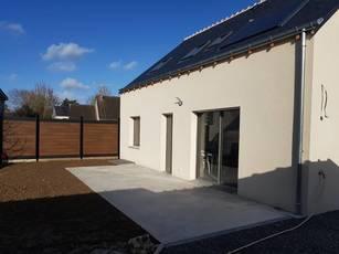 Location maison 103m² Tours (37100) - 1.020€