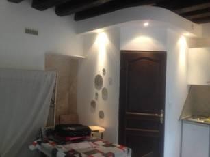 Location meublée studio 20m² Orléans (45000) - 370€